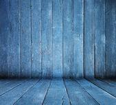 木造の部屋 — ストック写真