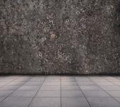 Metallische interior — Stockfoto