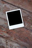 Foto op houten achtergrond — Stockfoto