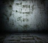 Metallische Zimmer — Stockfoto