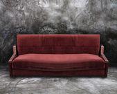 Old sofa — Stock Photo
