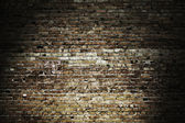 Brick wall — Fotografia Stock
