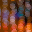 Blurred colored light — Stock Photo #3930001