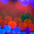 Blurred colored light background — Stock Photo #3930007