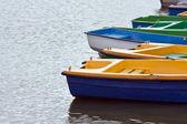 Rowboats — Stock Photo