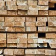 Stacked Lumber — Stock Photo