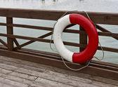 Leven buoy — Stockfoto