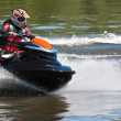 High-speed jetski — Stock Photo #4562135
