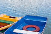 Small boats — Stockfoto