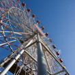 Carnival Big Ferris Wheel — Stock Photo