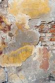 деталь стене штукатурка — Стоковое фото