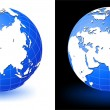 Earth Globe - Stockfoto