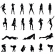 High Quality Women Silhouettes - 