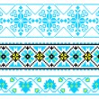 Ukrainiembroidery ornaments — Stock Vector #4808049