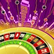 Abstract gambling background — Stock Photo