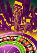 Abstract gambling illustration — Stock Photo