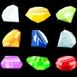 Royalty-Free Stock : Jewels and gemstones