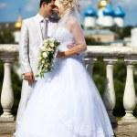 Young couple wedding — Stock Photo #4698022