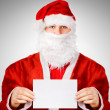 Santa Claus — Stock Photo #4698272