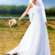 Young bride — Stock Photo #4698382