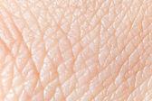 Ludzkiej skóry — Zdjęcie stockowe