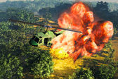 Helicopter — Stock Photo