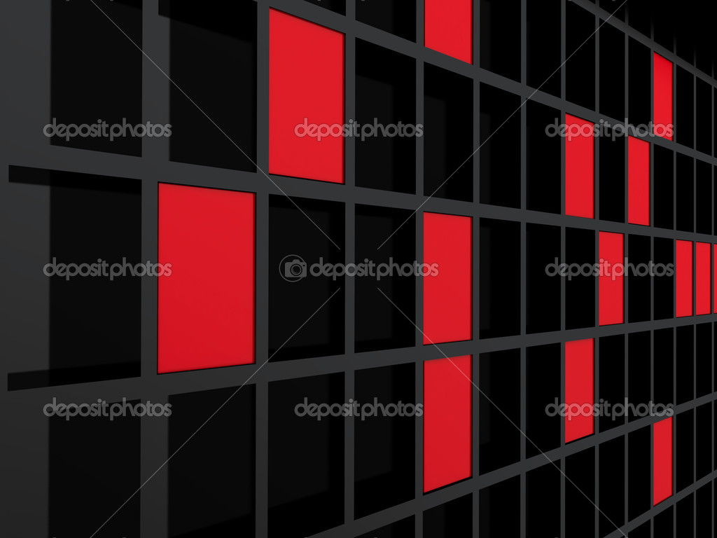 3d abstract background . computer Rendered image  Stock Photo #5298722