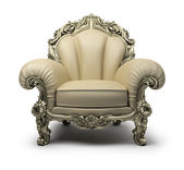 Luxurious armchair — Stock Photo