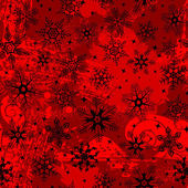 Christmas grunge a background — Vettoriale Stock