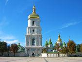 Catedral de santa sofia, kiev — Foto Stock