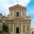 Church of St. Ignatius, Dubrovnik - Stock Photo