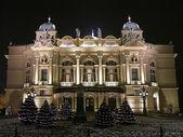 Juliusz Slowacki Theatre, Krakow — Stock Photo