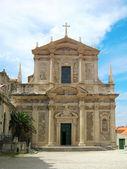 Church of St. Ignatius, Dubrovnik — Stock Photo