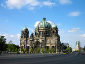 Berlin Cathedral (Berliner Dom), Germany — Stock Photo