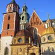 Royalty-Free Stock Photo: Wawel Cathedral in Krakow, Poland
