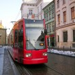Stock Photo: Tram in Krakow