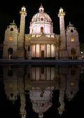 Karlskirche, Vienna — Stock Photo