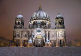 Berlin Cathedral (Berliner Dom), Germany — Foto Stock