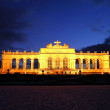 Gloriette, Schoenbrunn Palace, Vienna — Stock Photo