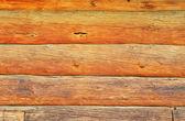 Obsolete wooden logs — Stock Photo
