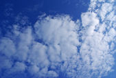 Wonderful clouds — Stock Photo