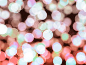 Defocus light — Stock Photo