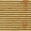 Stock Photo: Ribbed cardboard