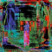 Abstraktní výstřední povrchu closeup pozadí. — Stock fotografie