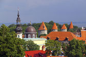 Old town of Tallinn — Stock Photo
