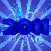 2011 年矢量图 — 图库矢量图片