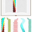 Bookmarks. — Stock Vector #4807111