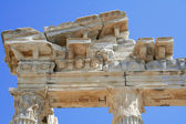 Turkey. Side. Ruins of a temple of Apollo — Foto Stock