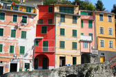 Italy. Cinque Terre region. Riomaggiore village — Stock Photo