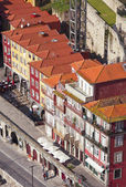 Portugal. Porto city. Old historical part of Porto — Photo